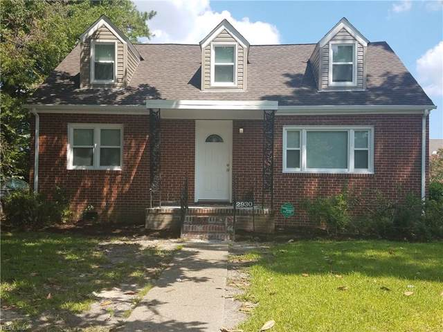 2930 Beachmont Ave, Norfolk, VA 23504 (#10276330) :: Abbitt Realty Co.