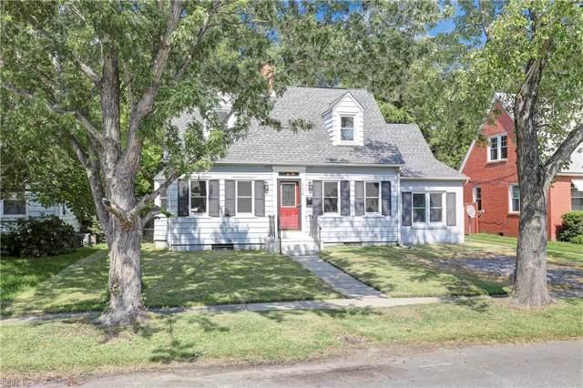 106 Wythe Pw, Hampton, VA 23661 (#10276352) :: Berkshire Hathaway HomeServices Towne Realty