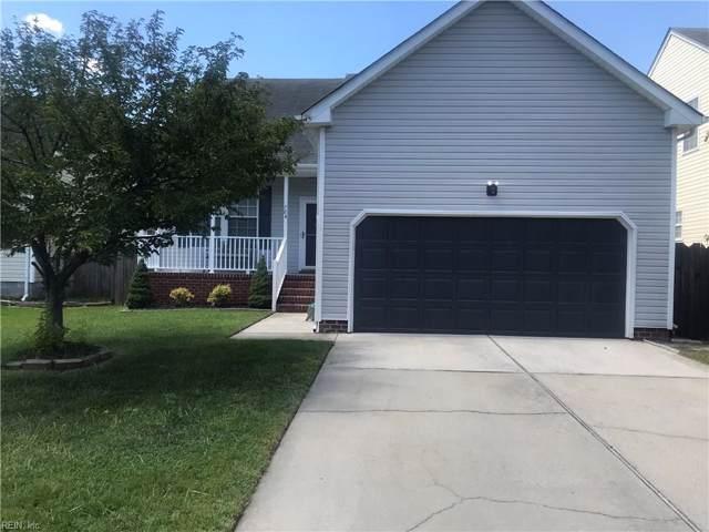 704 Ray Ave, Chesapeake, VA 23320 (#10276413) :: Abbitt Realty Co.