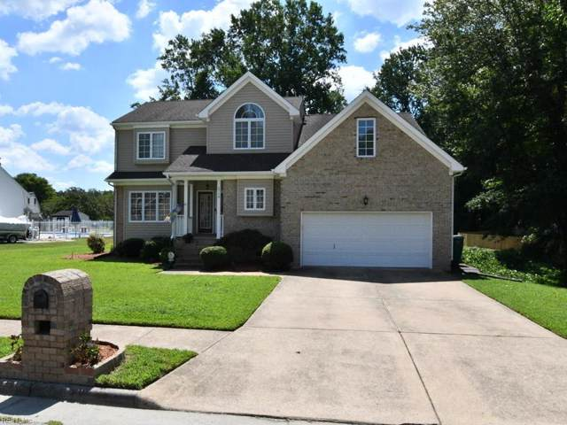 1710 Mill Wood Way, Suffolk, VA 23432 (MLS #10276436) :: Chantel Ray Real Estate