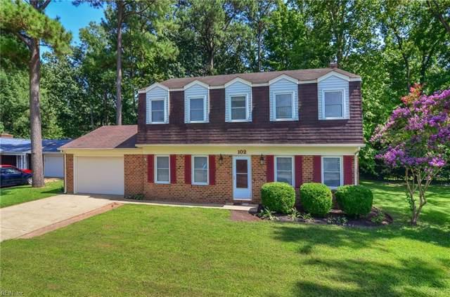 102 Admiral Ct, Hampton, VA 23669 (MLS #10276445) :: Chantel Ray Real Estate