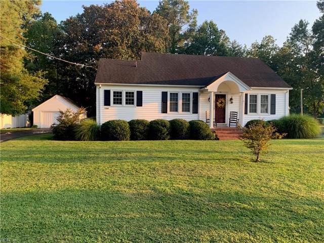 1521 Clay St, Franklin, VA 23851 (#10276469) :: Kristie Weaver, REALTOR