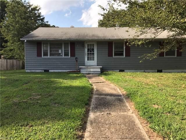 105 Woodhaven Rd, Newport News, VA 23608 (#10276511) :: Kristie Weaver, REALTOR