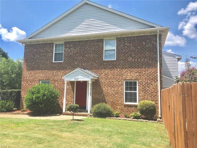 522 Mill Landing Rd, Chesapeake, VA 23322 (#10276519) :: RE/MAX Alliance