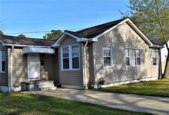 8 Sampson Pl, Portsmouth, VA 23702 (#10276526) :: Berkshire Hathaway HomeServices Towne Realty