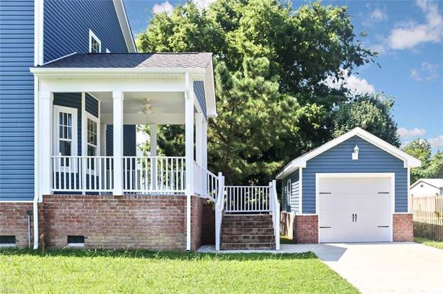 17 Lighthouse Dr, Hampton, VA 23664 (#10276529) :: Abbitt Realty Co.