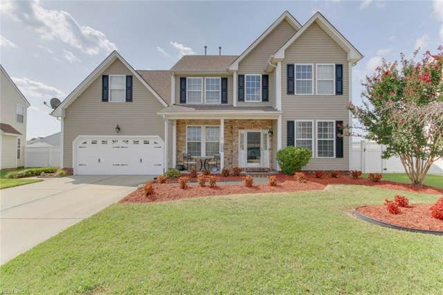 102 Lakes Edge Dr, Suffolk, VA 23434 (#10276561) :: Abbitt Realty Co.