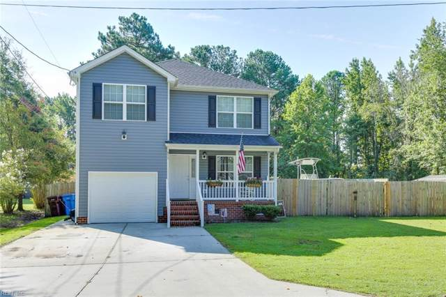 913 Tennyson St, Chesapeake, VA 23320 (#10276616) :: Abbitt Realty Co.