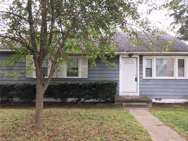 1537 Kingston Ave, Norfolk, VA 23503 (MLS #10276642) :: Chantel Ray Real Estate