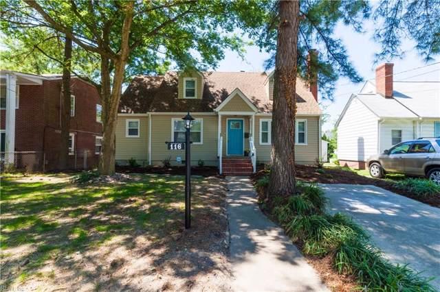 116 E Cummings Ave, Hampton, VA 23663 (#10276643) :: Abbitt Realty Co.