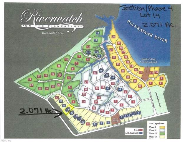 2.0AC Riverwatch Dr, Gloucester County, VA 23061 (#10276781) :: AMW Real Estate