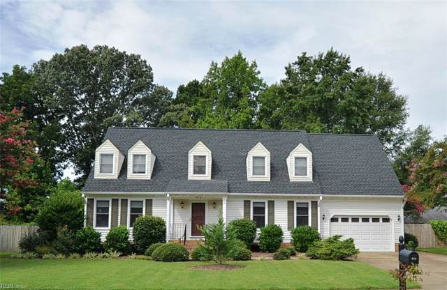 912 Wynngate Dr, Chesapeake, VA 23320 (#10276795) :: Berkshire Hathaway Home Services