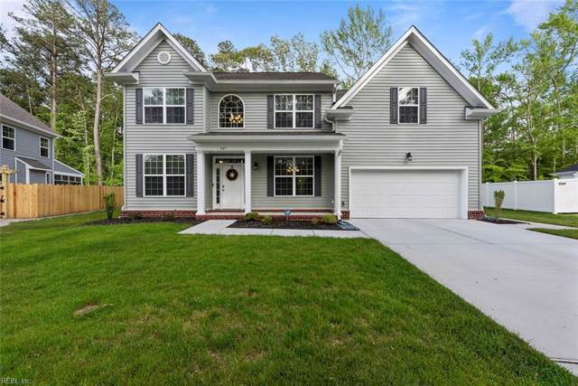 507 Fiddlestick Arch, Chesapeake, VA 23320 (#10276835) :: Upscale Avenues Realty Group