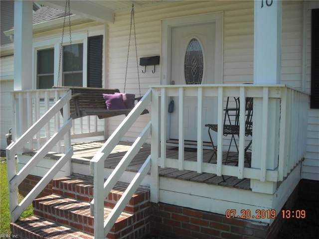 10 Rex Ave, Portsmouth, VA 23702 (#10276874) :: Berkshire Hathaway HomeServices Towne Realty