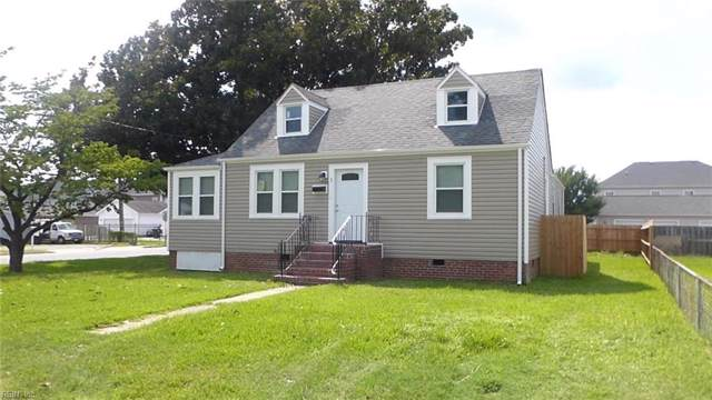 1 Ansell Ave, Portsmouth, VA 23702 (#10276912) :: RE/MAX Central Realty