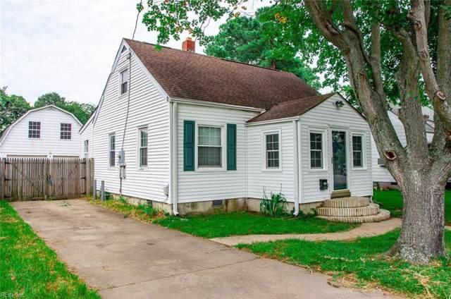 39 Westover St, Hampton, VA 23669 (#10276947) :: Abbitt Realty Co.