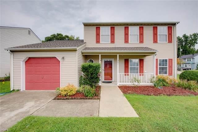 501 Ryans Rn, Newport News, VA 23608 (#10276949) :: Abbitt Realty Co.