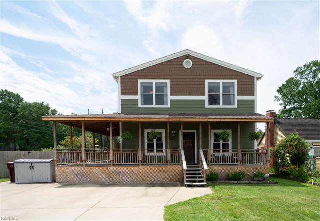 2227 Engle Ave, Chesapeake, VA 23320 (MLS #10276964) :: Chantel Ray Real Estate