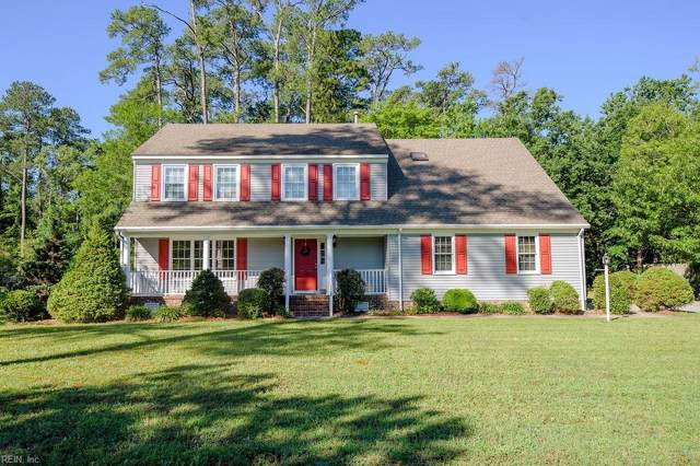 862 Poquoson Ave, Poquoson, VA 23662 (#10277021) :: The Kris Weaver Real Estate Team