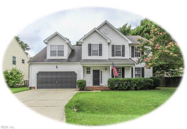 4025 Oakwood Dr, James City County, VA 23188 (#10277071) :: Abbitt Realty Co.