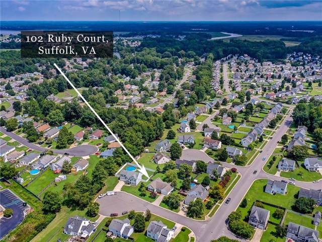 102 Ruby Ct, Suffolk, VA 23434 (#10277091) :: Abbitt Realty Co.