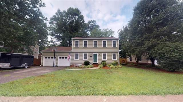 57 Ridgewood Pw, Newport News, VA 23608 (#10277155) :: Abbitt Realty Co.