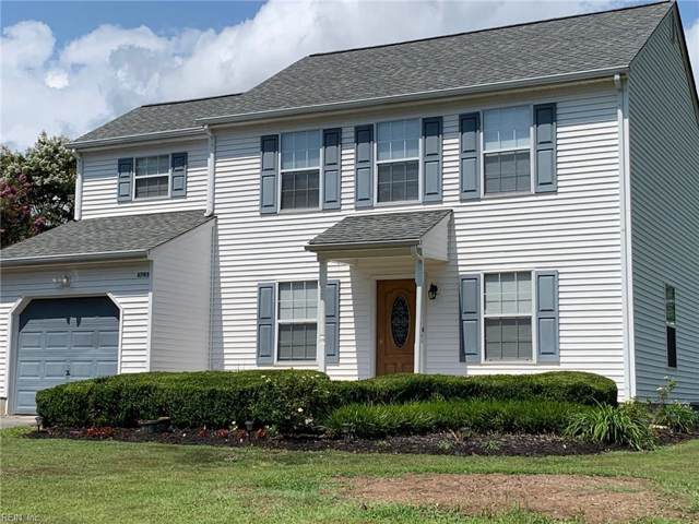 6793 Holly Springs Dr, Gloucester County, VA 23061 (#10277156) :: Abbitt Realty Co.
