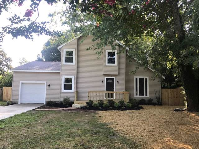 316 N Oceana Blvd, Virginia Beach, VA 23454 (#10277178) :: Abbitt Realty Co.