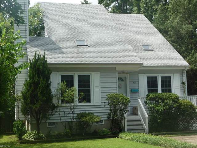 417 Rhode Island Ave, Norfolk, VA 23508 (#10277217) :: Kristie Weaver, REALTOR