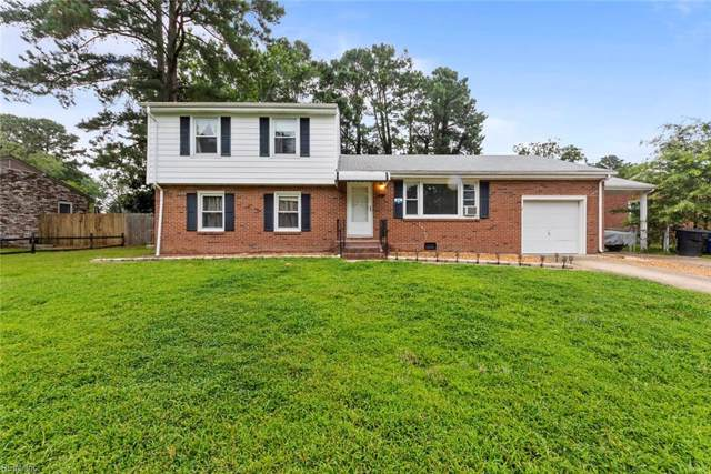 4033 Weyanoke Dr, Portsmouth, VA 23703 (#10277250) :: RE/MAX Central Realty