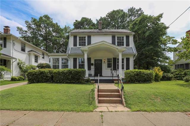 1343 Cornwall Pl, Norfolk, VA 23508 (#10277288) :: Abbitt Realty Co.