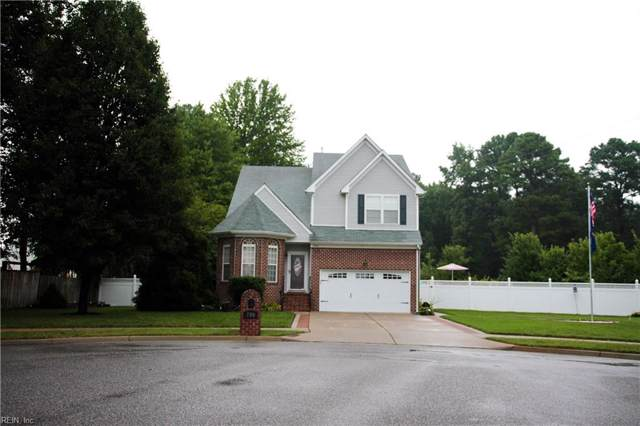 700 Tallahassee Dr, Chesapeake, VA 23322 (MLS #10277313) :: Chantel Ray Real Estate