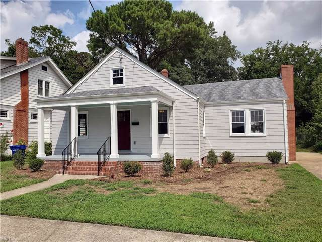 417 Douglas Ave, Portsmouth, VA 23707 (#10277365) :: Atlantic Sotheby's International Realty