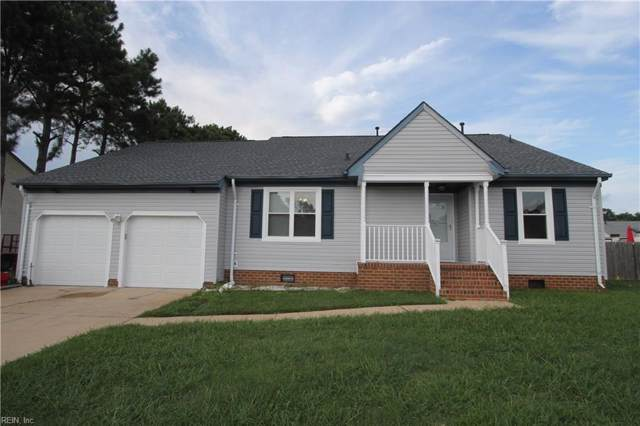 3116 Hunters Glen Ct, Chesapeake, VA 23323 (#10277366) :: Kristie Weaver, REALTOR