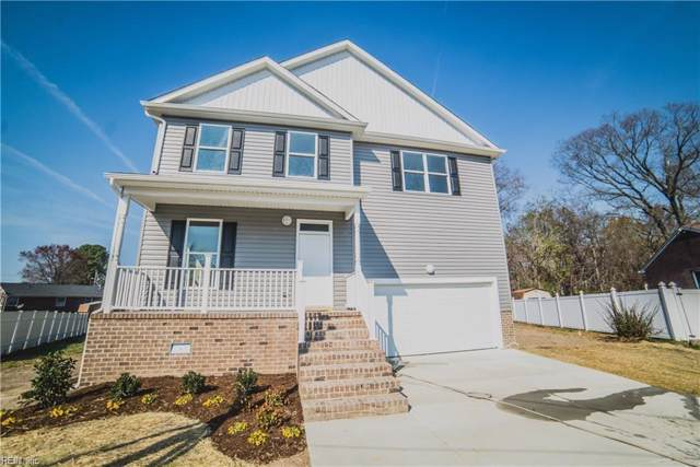 13 Sheralyn Pl, Hampton, VA 23666 (#10277376) :: Abbitt Realty Co.