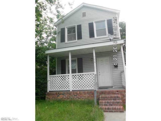 726 Thayor St, Norfolk, VA 23504 (MLS #10277385) :: AtCoastal Realty