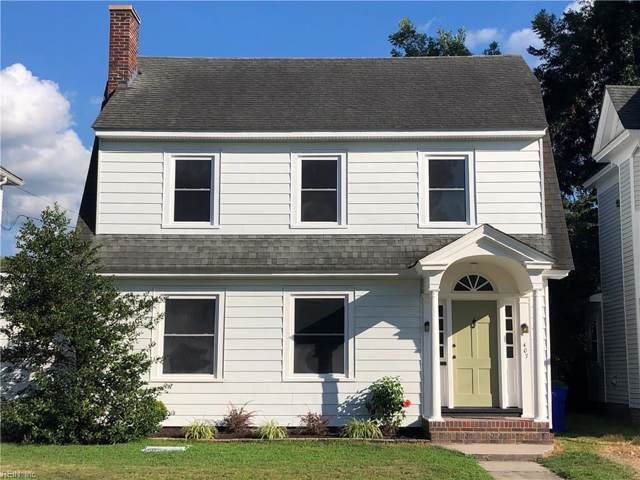 407 W 2nd Ave, Franklin, VA 23851 (#10277470) :: Abbitt Realty Co.