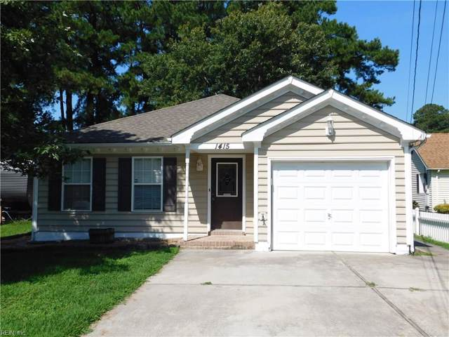 1415 Hawthorne Dr, Chesapeake, VA 23325 (MLS #10277541) :: Chantel Ray Real Estate
