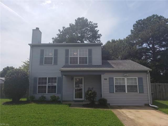 66 Tupelo Cir, Hampton, VA 23666 (#10277631) :: Abbitt Realty Co.