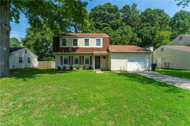 31 Newgate Village Rd, Hampton, VA 23666 (#10277671) :: Abbitt Realty Co.