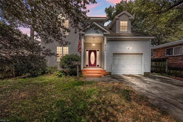 924 Virgilina Ave, Norfolk, VA 23503 (#10277779) :: Berkshire Hathaway HomeServices Towne Realty