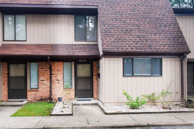 1013 Willow Green Dr, Newport News, VA 23602 (#10277797) :: RE/MAX Central Realty
