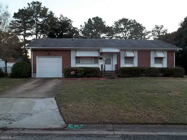1111 Horne Ave Ave, Portsmouth, VA 23701 (#10277800) :: Austin James Realty LLC