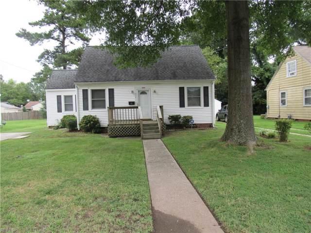 514 Homestead Ave, Hampton, VA 23661 (#10277961) :: Atlantic Sotheby's International Realty