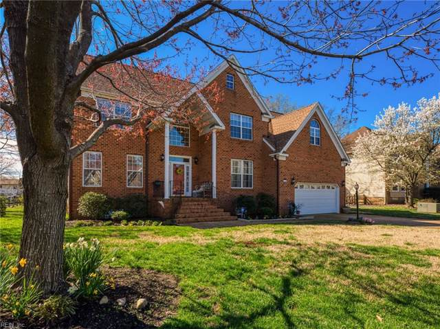 119 Laydon Way, Poquoson, VA 23662 (MLS #10277967) :: Chantel Ray Real Estate
