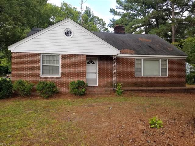 23007 Main St, Southampton County, VA 23837 (#10277994) :: RE/MAX Alliance