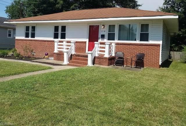 719 South Ave, Newport News, VA 23605 (#10278005) :: Abbitt Realty Co.