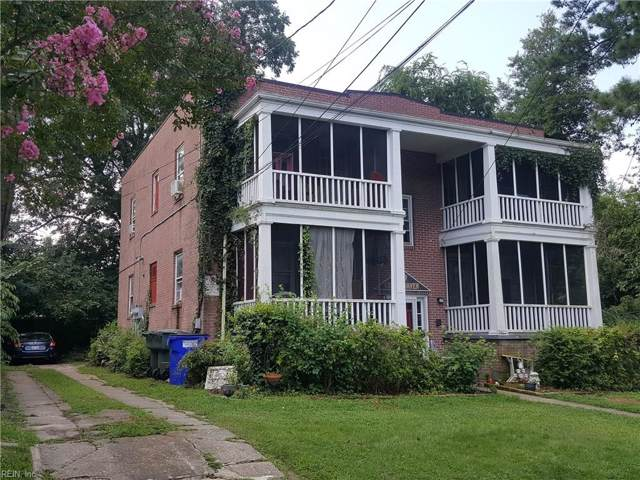 819 W 51st St, Norfolk, VA 23508 (#10278019) :: RE/MAX Central Realty