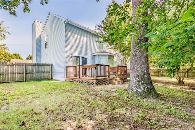 7 Valentine Ct, Hampton, VA 23666 (#10278075) :: Abbitt Realty Co.