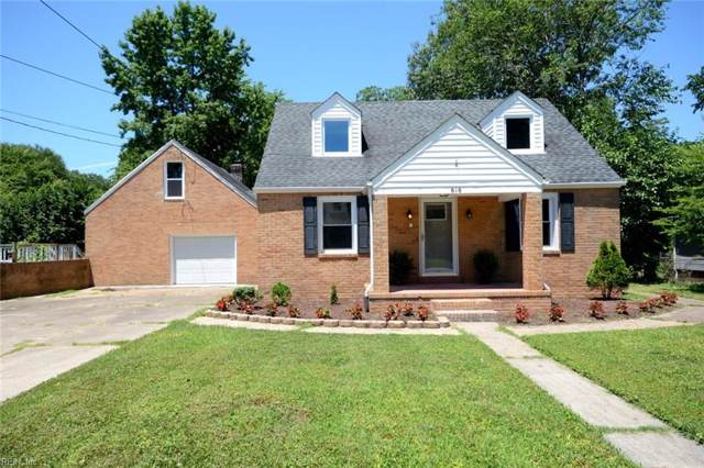 616 Jewell Ave, Portsmouth, VA 23701 (#10278192) :: The Kris Weaver Real Estate Team